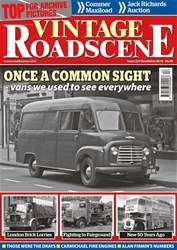 Vintage Roadscene issue December 2018