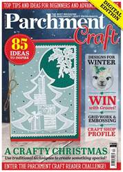 Parchment Craft issue December 2018