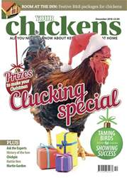 Your Chickens issue Dec-18