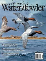 American Waterfowler issue Volume IX, Issue V – November 2018