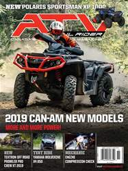 ATV Trail Rider issue November / December 2018