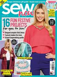 Sew Now issue Issue 27