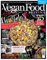 Vegan Food & Living Magazine issue Dec 2018