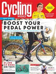 Cycling Weekly issue 8th November 2018
