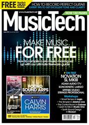 MusicTech issue Dec 2018
