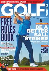 Golf Monthly issue December 2018