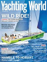 Yachting World issue December 2018