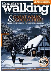 Country Walking issue December 2018
