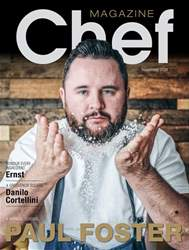 Chef Magazine issue November 2018