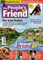 The People's Friend issue 17/11/2018