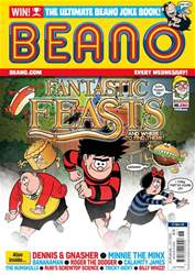 The Beano issue 17th November 2018