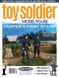 Toy Soldier & Model Figure issue 237