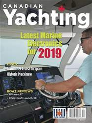 Canadian Yachting issue December 2018