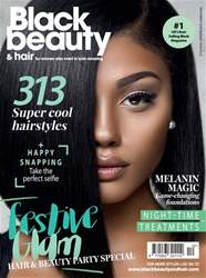 Black Beauty & Hair – the UK's No. 1 black magazine issue Dec18/Jan 2019