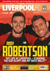 Liverpool FC Magazine issue Dec-18