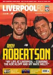 Liverpool FC Magazine issue Liverpool FC Magazine