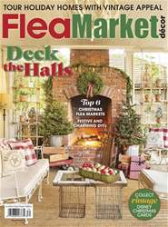Flea Market Décor issue Holiday 2018