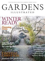 Gardens Illustrated issue December 2018