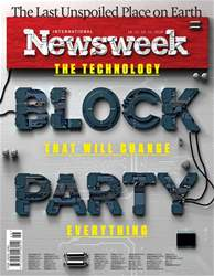 Newsweek International issue 16th November 2018