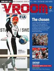 Vroom International issue n. 209 November 2018