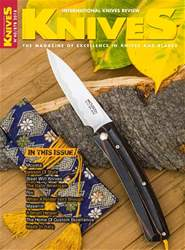 KNIVES INTERNATIONAL issue 40 Knives International