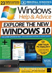 Windows Help & Advice issue December 2018