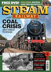 Steam Railway issue Issue 486
