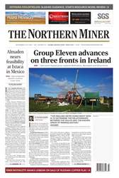 The Northern Miner issue Vol. 104 No. 23