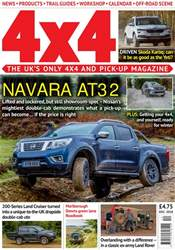 4x4 Magazine issue December 2018