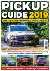 Pick-up Guide 2019 issue Pick-up Guide 2019