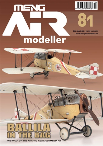 Meng AIR Modeller issue AIR81