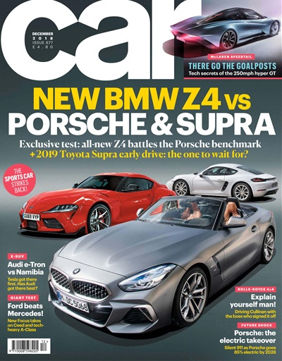 Car Magazine December 2018 Subscriptions Pocketmags