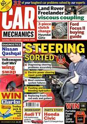 Car Mechanics issue December 2018