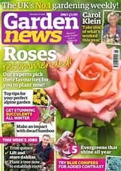 Garden News issue Garden News