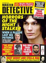 Master Detective issue Master Detective December 2018