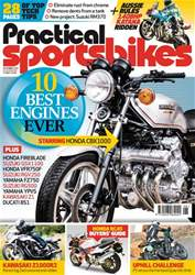 Practical Sportsbikes issue December 2018