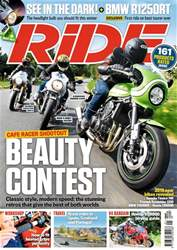 Ride issue January 2019