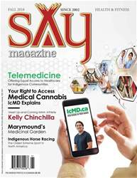 Say Magazine issue Health & Fitness