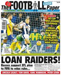 The Football League Paper issue 11th November 2018