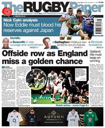 The Rugby Paper issue 11th November 2018