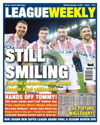 League Weekly issue 851
