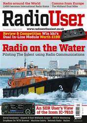 Radio User issue December 2018