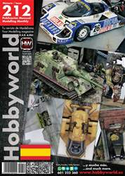 Hobbyworld issue HOBBYWORLD 212