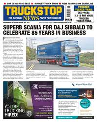 Truckstop News issue 27th November 2018