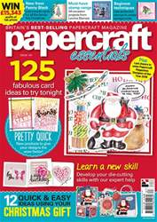 Papercraft Essentials issue Issue 167