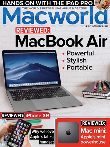 Macworld UK issue Dec-18