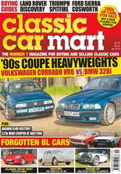 Classic Car Mart issue January 2019