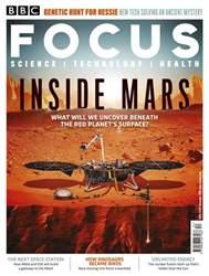 BBC Focus Magazine issue December 2018