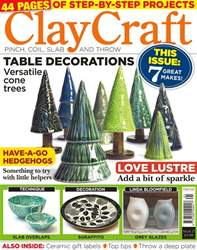 ClayCraft issue Issue 21