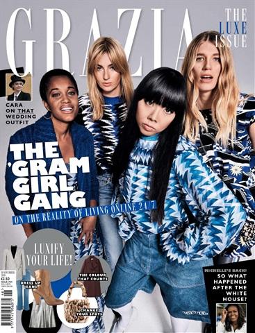 Grazia issue Issue 704